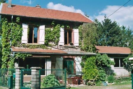 """""""La gare"""" maison individuelle - Ogéviller - Dům"""
