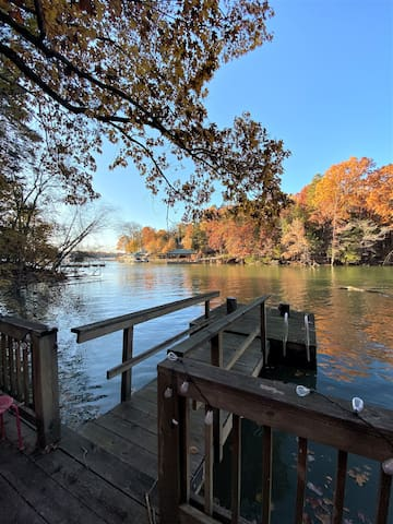 Lakefront House on Lake Wylie