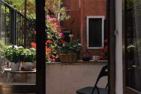 Vista caratteristica veneziana - Venice