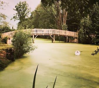 Bienvenue dans le Marais Poitevin - Velluire