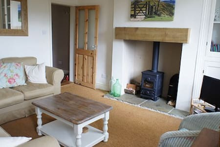 Peak Cottage, Hayfield. Perfect for Kinder Scout!