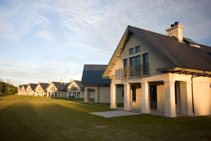 Lodge at Lough Erne