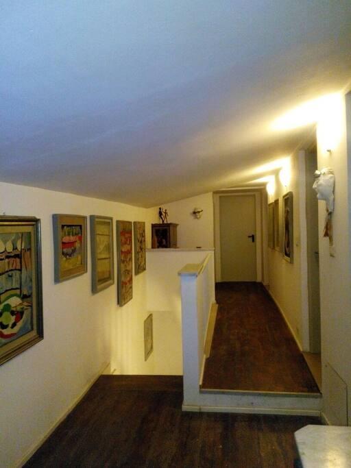 Corridoio museo