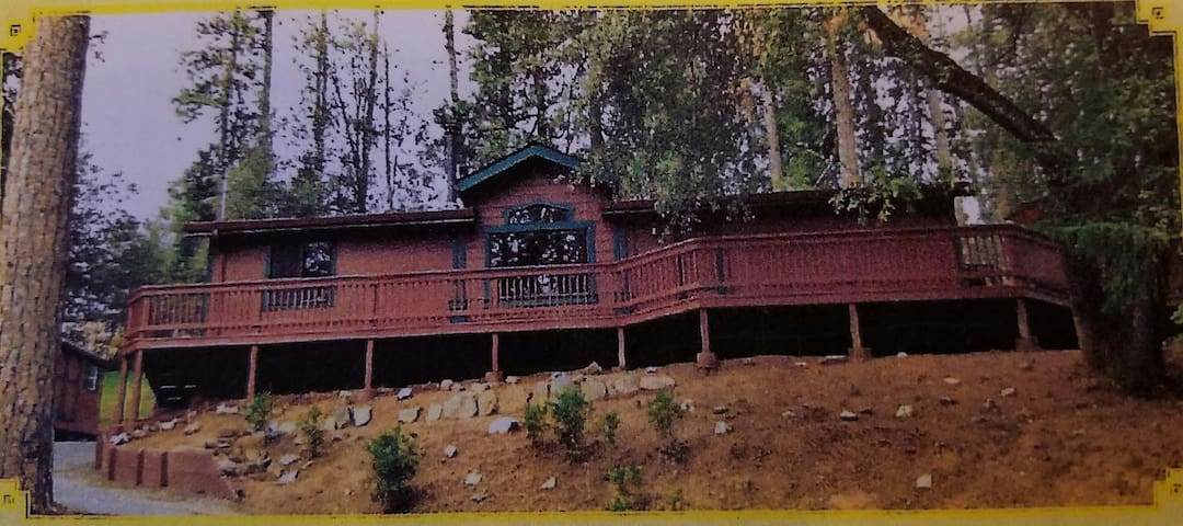 Gorgeous Cabin in the Pines