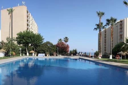 Primera Línea de Playa PuertoMarina - Benalmádena - Apartment