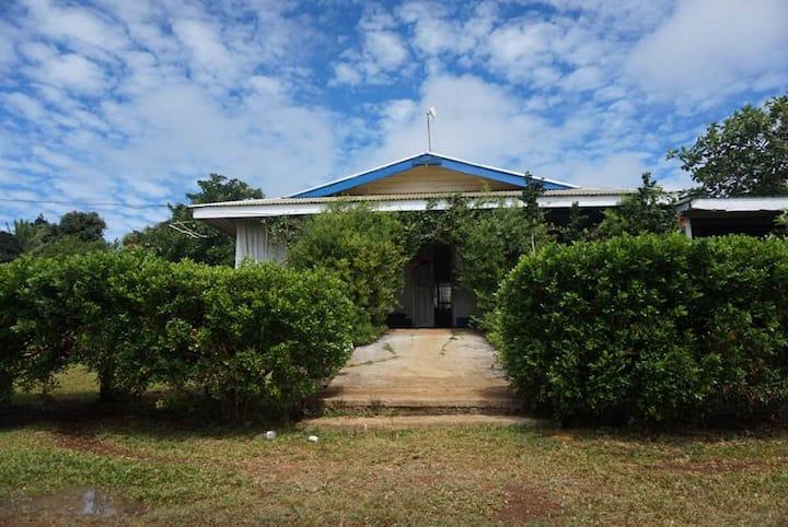 Tongan Family Homestay