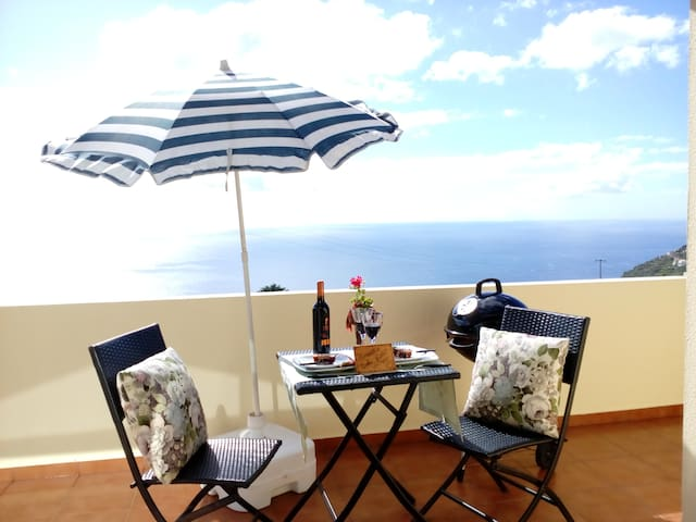 Romantico Cabo Vista - Amazing sea views - Madeira - Huoneisto