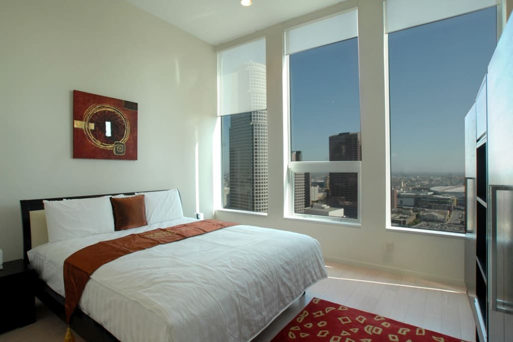 Fully Furnished Big 1 Bed 1 Bath Apartments For Rent In Los Angeles Cal