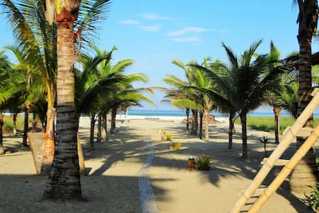 Coconut Surf Hotel Rm#1 - Canoa - Appartement