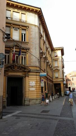 GRAZIOSO BILOCALE IN PIENO CENTRO