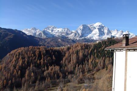 casa vacanze val zoldana (Dolomiti) - Costa di Zoldo Alto