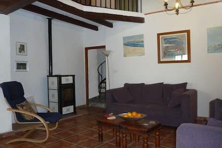 Casa Aitana - Val de Guadalest - Abdet - Casa