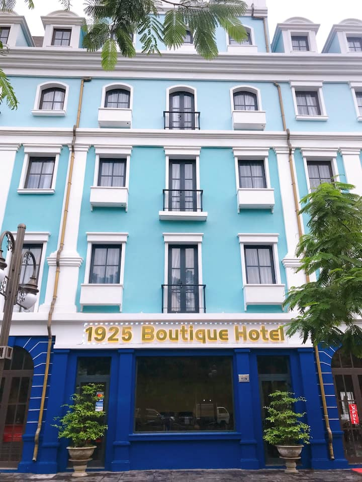 Khách sạn 1925 Boutique ***