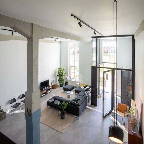LOFT in CHOCOLADEFABRIEK