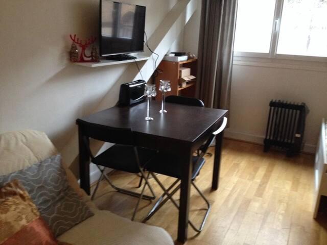 Cosy appartement Paris/Parc Montsouris