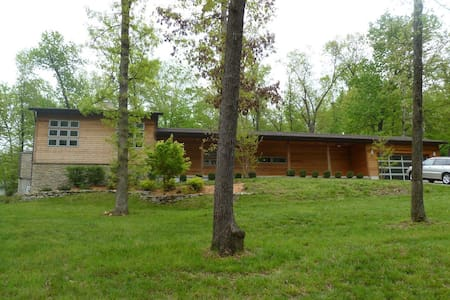 Wildwood Contemporary Hideaway - Springfield - House