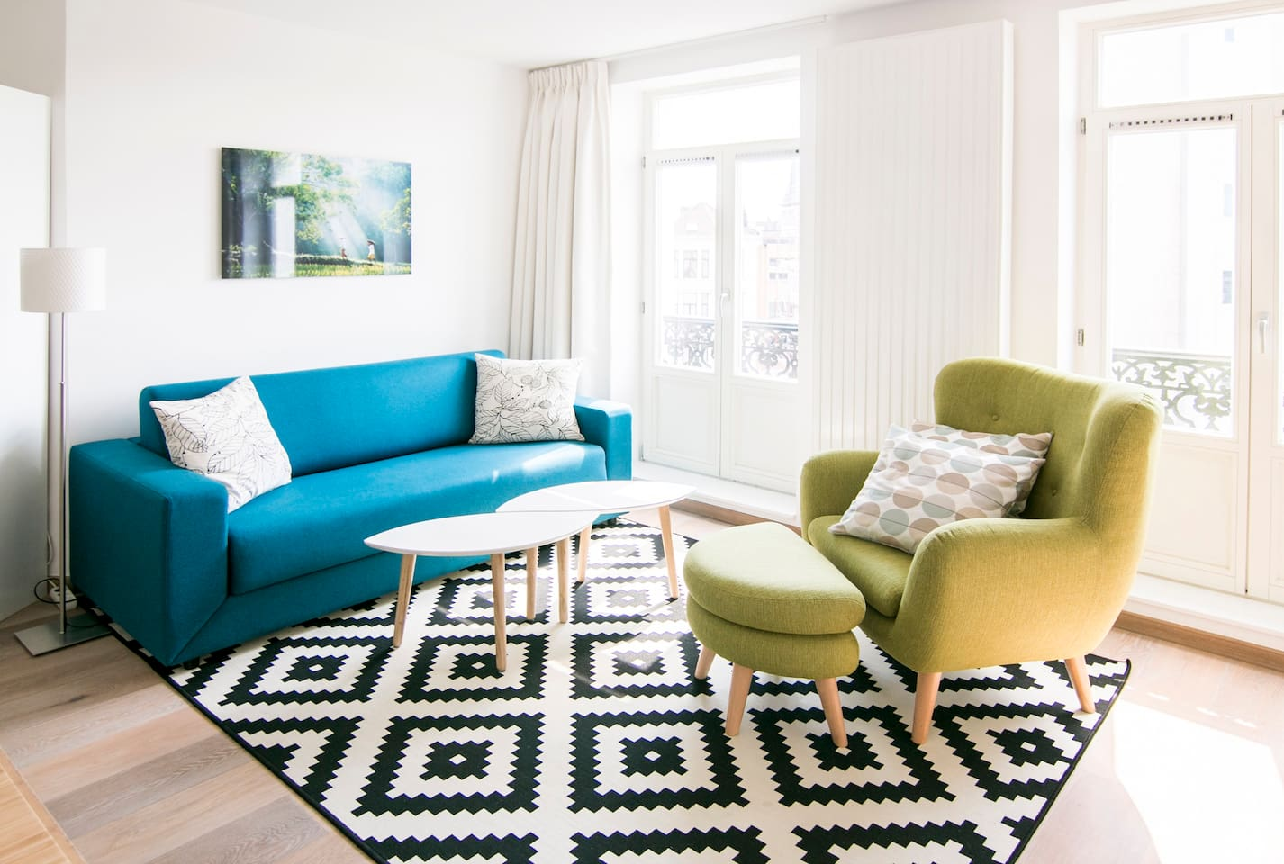 Welcome to Cosy Flat Brussels - right in the heart of Brussels