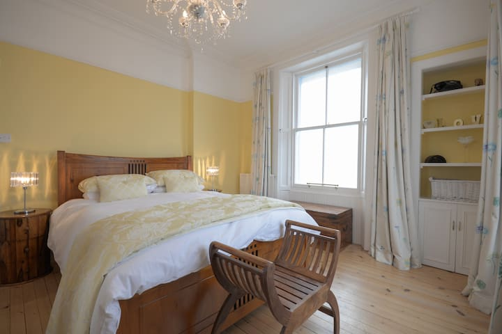 Victorian Beach House - Lower Largo - Apartment