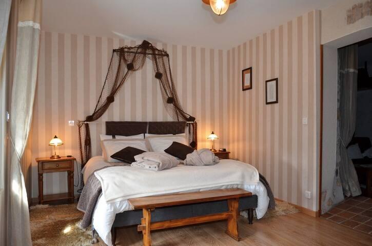 Le Moulin de Gouaix - Suite Voulzie - Jutigny - Domek gościnny