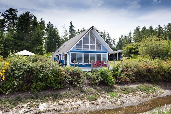 Blue Heron Beach House - Anderson Island - Haus