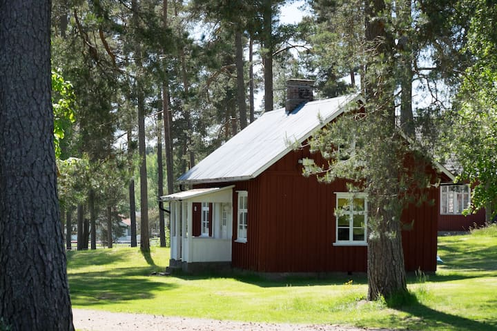 Small cabin central in Nysäter