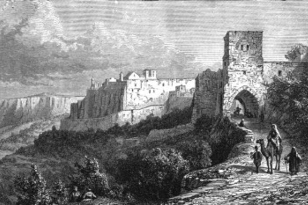 Bethlehem in the 19th Century