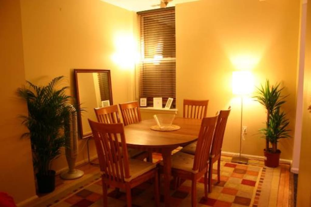 Private room in the heart of dc flats for rent in for Best private dining rooms washington dc