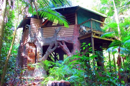 Jungle Treehouse