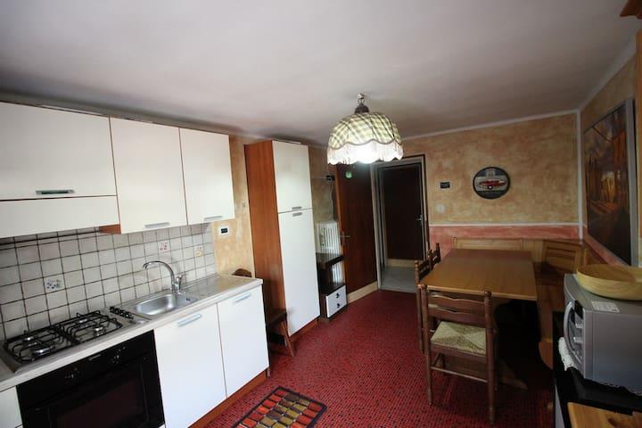 Appartamento vicino a Cervinia - Antey-Saint-Andrè - อพาร์ทเมนท์