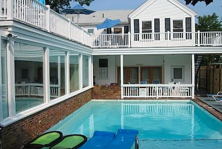 Prime West End, bright 3bed/3 bath - Provincetown - 公寓