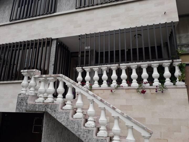 Nogal House (B)