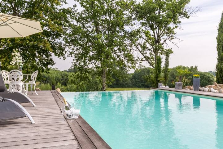Soand House Pétrus SPA privatif