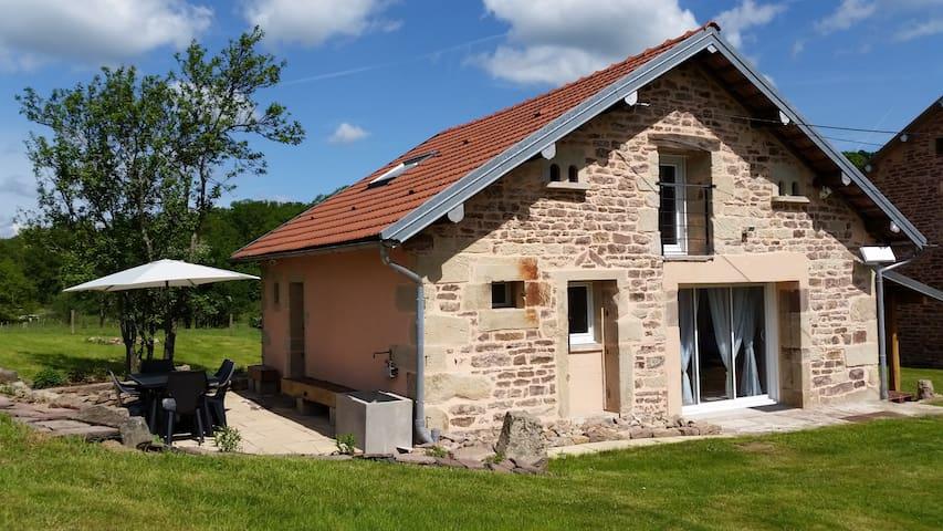 Maisonnette des 1000 étangs - Esboz-Brest