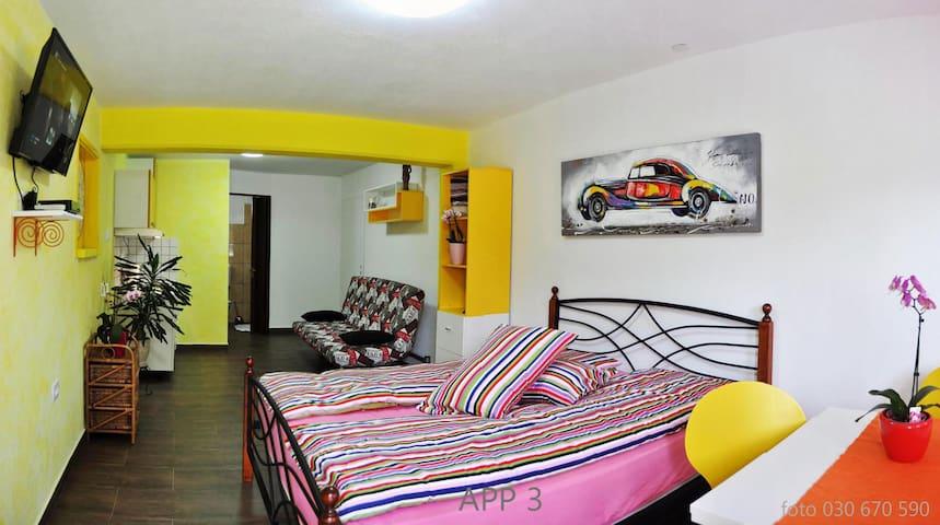 Apartmaji Matešič - Sečovlje - Casa de camp
