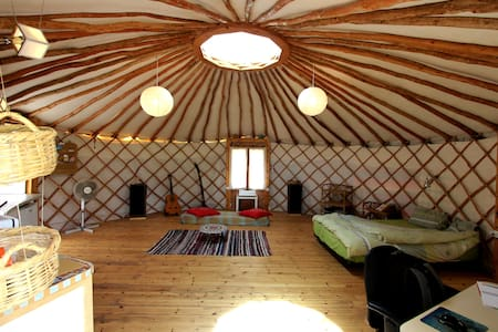Yurt - a unique home in nature - Nataf - 蒙古包