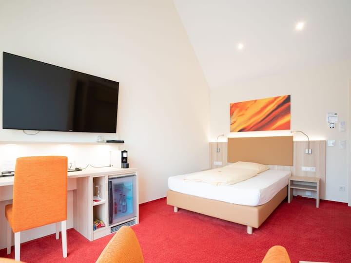 Hotel Adler - Paulas Alb, (Ehingen/Donau), Einzelzimmer Superior
