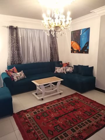cairo Nasr city fully furnished