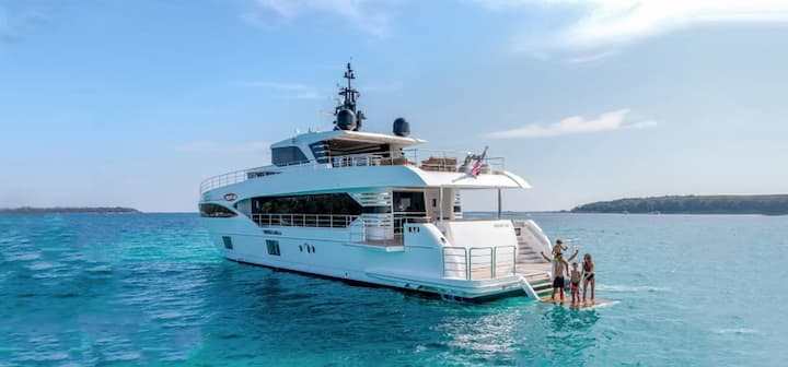 M/Y ONEWORLD - All-Inclusive Superyacht Charter