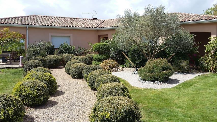 Maison à la campagne aux portes d'Albi - Lautrec