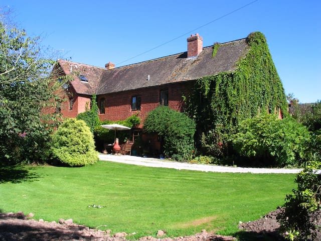 Former agricultural mill - Ludlow - Bed & Breakfast