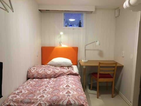 Fint rum med gångavstånd till universitetet #3