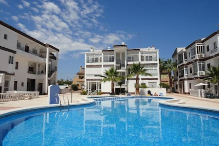 Cosy apartment 600m PuntaPrimabeach - Torrevieja