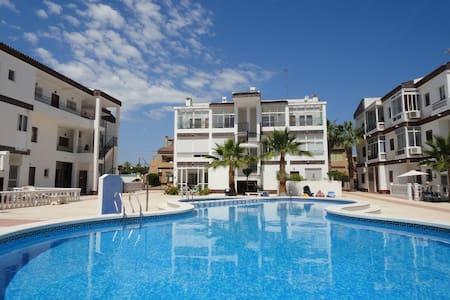 WI FI Cosy apartment 600m Punta Prima beach - Torrevieja - Byt