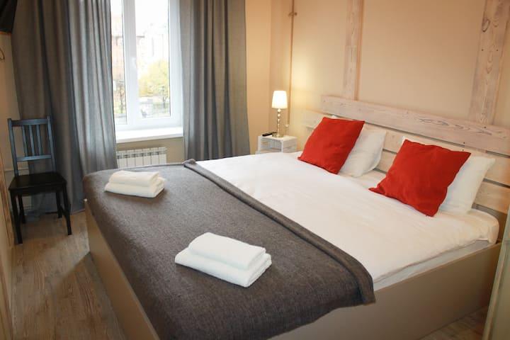 2-местный номер с 1 кроватью в Sweet Village Hotel