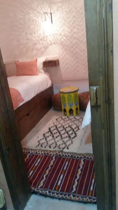 Berber carpets and lots of craftmanship