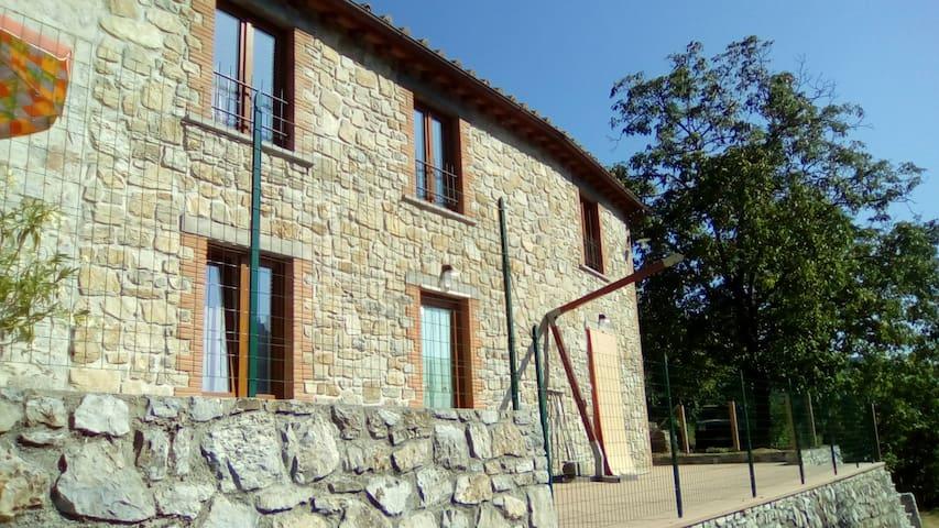 CASA TOSCANA, LISANA - Vetriano - บ้าน