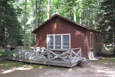 Delightful Cabin near the Lake - Kisház