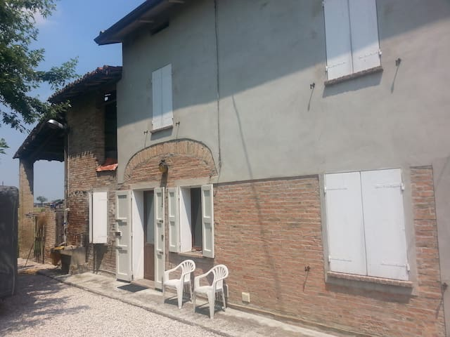 Bella casa colonica in campagna