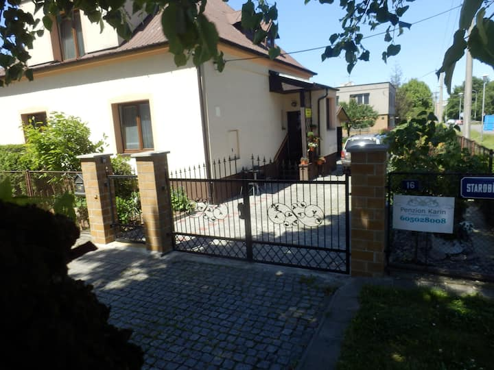 COMFORTABLE AND COZY PRIVATE ACCOMONDATION OSTRAVA