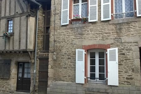 Au coeur de la cité médiévale Dinan - Dinan - Apartmen